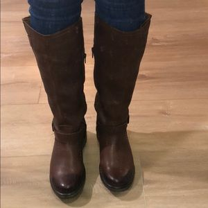 Shoes - Brown Steve Madden Boots